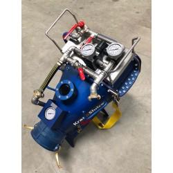 KrasoTech KrasoSluice ONE LIGHT DN 150 (200) ALU linergun til strømpeforing - NO DIG, Nye produkter, Linergun - KrasoTech