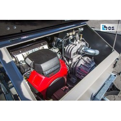 ibos MiniVac slamsuger trailer 3.5 ton - Trailere og pick-up:, Forsideprodukter, Sugetrailere - ibos