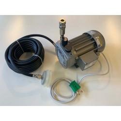 CTV - Vacuum pumpe inkl. 10 mtr. slange med stortzkobling og sugekop - Produkter, NO DIG, Strømpeforing:, Reliningudstyr, Nye pr