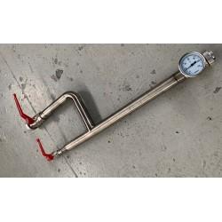 CTV - Damp-luft fordeler til kontrol af temperatur ved strømpeforing - NO DIG, Strømpeforing:, Reliningudstyr, Nye produkter, Po