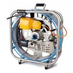 RENSSI RCM-10 rensemaskine - Nye produkter, Motorsplit, Manuel cutter - RENSSI