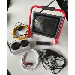 CTV Trådløs Satellitsystem - Video mellem TV-bil og Slamsuger - Nye produkter, Andet værktøj og udstyr - C-TV