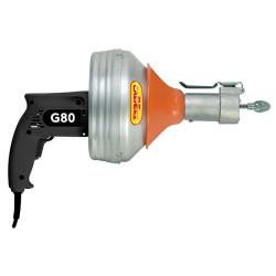 Cabere G80 motor rensesplit til køkken og bad afløb - Motorsplit, Renseudstyr, Populære produkter - CaBEre
