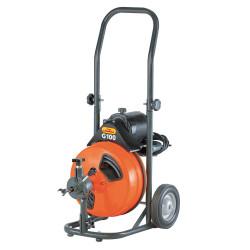 Cabere G100 motorsplit til kloak inkl. tromle og værktøj - Motorsplit, Populære produkter - CaBEre